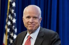 Final farewells to John McCain as former US senator lies in state