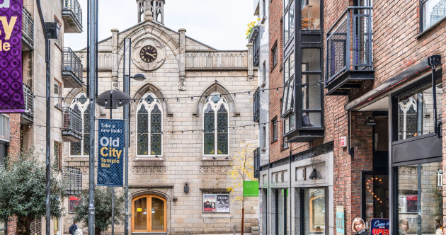 Jesuit schools, bookshops and even a rubbish dump: 4 Dublin theatres in unlikely locations