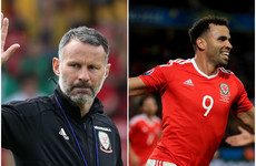 Giggs unveils 25-man Wales squad ahead of Ireland game as Euro 2016 scoring hero retires