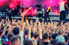 A bartender won compensation after being asked to form a 'human barrier' at a concert