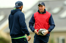 'When you watch our games, you might see some new stuff that has come from sevens'