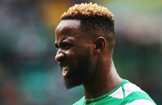 Celtic in talks over Dembele future amid Ligue 1 interest, Rodgers confirms