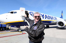 Ryanair cabin crew will be represented by a union for the first time