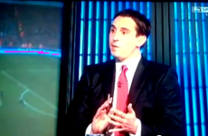 WATCH: Diving is not cheating, claims Neville