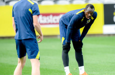 Bolt fitness well below par ahead of 'professional' football debut on Friday