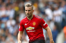 'He has had an extra edge': Man United's Luke Shaw handed England recall