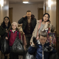 Roddy Doyle has written a new film about the homeless crisis