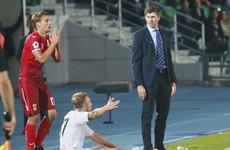 Steven Gerrard's 9-man Rangers scrape through to the Europa League group stage