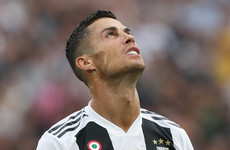 'Ridiculous... shameful' - Ronaldo's agent fumes at Uefa Player of the Year snub