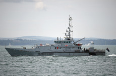 Five men arrested and drugs seized as Defence Forces assist in inter-agency operation at sea