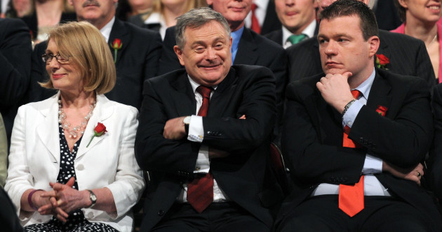 What would need to happen for a new Labour leader to be elected?