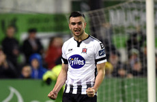 Duffy continues brilliant form as league leaders Dundalk extend advantage to six points