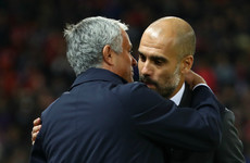 'Man United are still a great team' - Guardiola defends arch-rival Mourinho