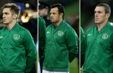 Ex-internationals drafted in for coaching roles with Ireland's underage teams