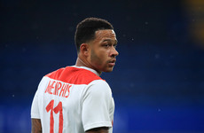Memphis Depay devastated after €1.5 million burglary of his house