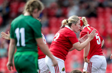 Convincing wins for Leinster and Munster in women's inter-pros