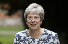 Theresa May has ruled out a second Brexit referendum and vowed no compromise during negotiations