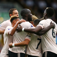 Lukaku double secures much-needed win for Mourinho's Man United at Burnley