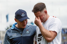 Emotional McMahon: 'My father was here in spirit today'