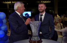 Dublin's Jack McCaffrey named All-Ireland final man of the match