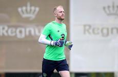 Aaron McCarey joins Warrenpoint Town six months after Ireland senior call-up