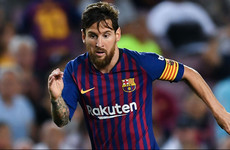 'I have everything here' – Messi wants Barcelona stay