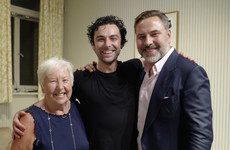 It turns out David Walliams' mam is just as obsessed with Aidan Turner as you are