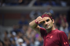 Roger Federer: I struggled to breathe in shock US Open loss