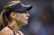 My worst time? This is not even close, says Sharapova