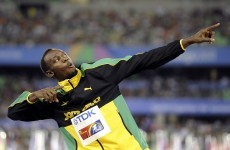 Bolt out to become 'a living legend'