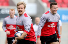 Ulster lose prop McCall for 12 weeks after training-ground injury