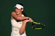 Irish teenager Georgia Drummy into second round of US Open girls' singles