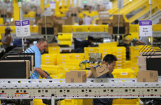 Amazon has become a trillion dollar company