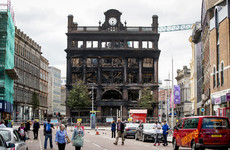 Primark says staff from store destroyed by fire will be paid next week