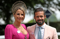 "Vogue Williams ""quietly"" gave birth to a baby boy last night... it's The Dredge"
