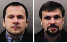 Police release images of Russian men and fake perfume bottle involved in fatal nerve agent attack
