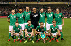 Do you agree with our Ireland starting XI to face Wales?