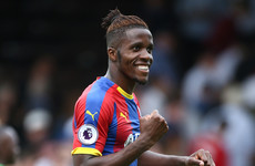 Wilf Zaha makes 'substantial financial contribution' to Crystal Palace Ladies FC
