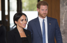 Meghan Markle's fave highlighter is usually more associated with, eh, nappy rash