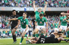 All Blacks to return to Dublin in 2021, with Wallabies and Boks to come in 2020