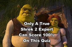 Only A True Shrek 2 Expert Can Score 100% On This Quiz