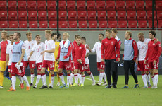 Stand-in manager blown away by Denmark's amateur 'heroes' in Slovakia defeat