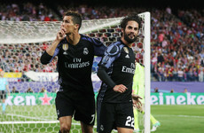 Ronaldo not missed by Real Madrid 'at the moment' - Isco