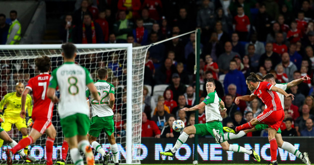 Bale's stunning strike further exposes the gulf in class between Wales and Ireland