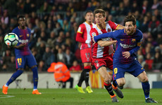 Girona accept La Liga's proposal to play Barcelona in America
