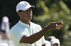 Woods and McIlroy shoot sizzling 62s to share lead at BMW Championship