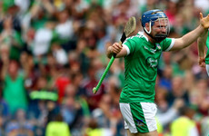 Limerick All-Ireland hurling winner suffers torn cruciate in club game