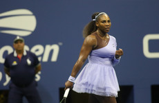 'Last year I was literally fighting for my life' - Serena Williams secures US Open final berth