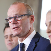 Coveney says Brexit withdrawal deal is '85% agreed'