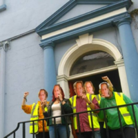 Waterford activists stage 24-hour occupation of vacant property in city